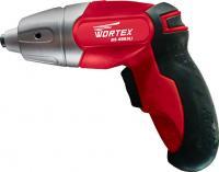 Аккумуляторный шуруповерт Wortex BS 4536 Li (BS4536Li0807) -