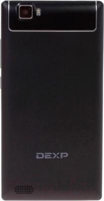 Смартфон DEXP Ixion EL150 Charger (черный)