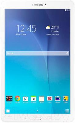 Планшет Samsung Galaxy Tab E 8GB / SM-T560 (перламутровый белый)