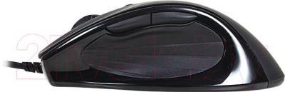 Мышь Gigabyte GM-M6880X (черный) - вид сбоку