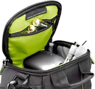 Сумка для фотоаппарата Case Logic DCB314GY (серо-зеленый)