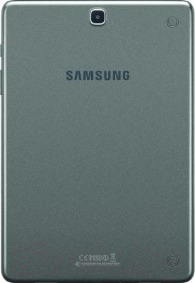 Планшет Samsung Galaxy Tab A 9.7 16GB LTE / SM-T555 (серый) - вид сзади