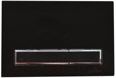 Кнопка для инсталляции Cersanit Hi-Tec K97-258 (черный)