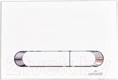 Кнопка для инсталляции Cersanit Hi-Tec Tear K97-259 (белый)