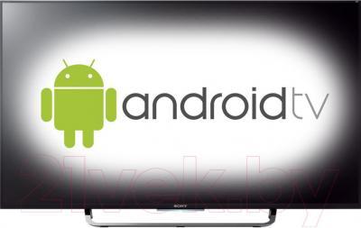 Телевизор Sony KD-43X8305CBR2 - общий вид