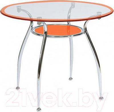 Обеденный стол Signal Finezja A (оранжевый)