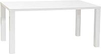 Обеденный стол Signal Montego 160x90 (белый лак) -