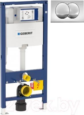 Инсталляция для унитаза Geberit Duofix (458.102.21.1)