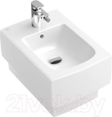Биде подвесное Villeroy & Boch Memento 5470-01-R1 (ярко-белый Ceramicpus)
