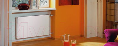 Радиатор стальной Purmo Plan Hygiene FH30 600x1000