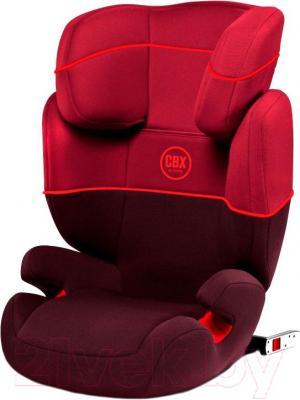 Автокресло Cybex CBX Free-Fix (Rumba Red) - общий вид