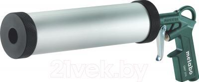 Пистолет для герметика Metabo DKP 310 (601573000) - общий вид