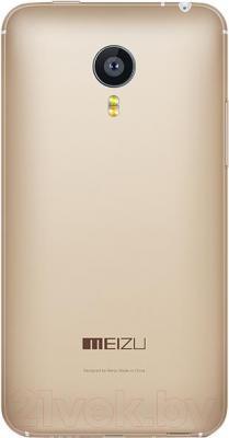 Смартфон Meizu MX4 (16Gb, золотой)