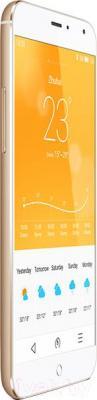 Смартфон Meizu MX4 (32GB, золотой)