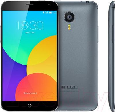 Смартфон Meizu MX4 (32GB, серый)