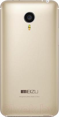 Смартфон Meizu MX4 Pro (16Gb, золотой)