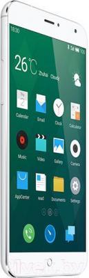 Смартфон Meizu MX4 (16GB, серебристый)