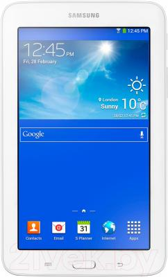 Планшет Samsung Galaxy Tab 3 Lite 8GB / SM-T113 (кремово-белый)