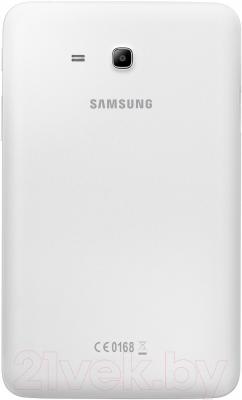 Планшет Samsung Galaxy Tab 3 Lite 8GB / SM-T113 (кремово-белый) - вид сзади