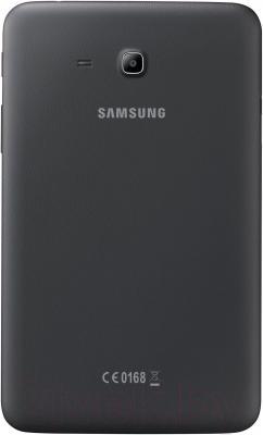 Планшет Samsung Galaxy Tab 3 Lite 8GB / SM-T113 (черный) - вид сзади