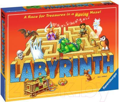 Настольная игра Ravensburger Сумасшедший Лабиринт / The Amazing Labyrinth