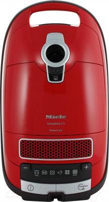 Пылесос Miele SGDA0 Complete C3 (манговый красный)