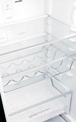 Холодильник с морозильником Whirlpool BSNF 8772 OX