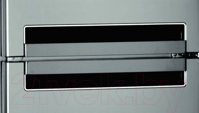 Холодильник с морозильником Whirlpool BSNF 8121 OX