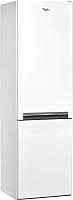 Холодильник с морозильником Whirlpool BSNF 8101 W -