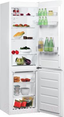Холодильник с морозильником Whirlpool BSNF 8101 W