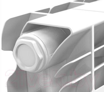 Радиатор алюминиевый Nova Florida Big S5 500/100 (4 секции)