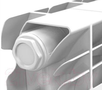 Радиатор алюминиевый Nova Florida Big S5 500/100 (5 секций)