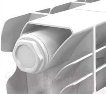 Радиатор алюминиевый Nova Florida Big S5 500/100 (7 секций)