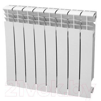 Радиатор алюминиевый Ogint Alpha 500 (6 секций)