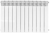 Радиатор алюминиевый Ogint Alpha 500 (8 секций) -