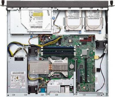 Сервер Lenovo ThinkServer RS140 (70F9001EEA)