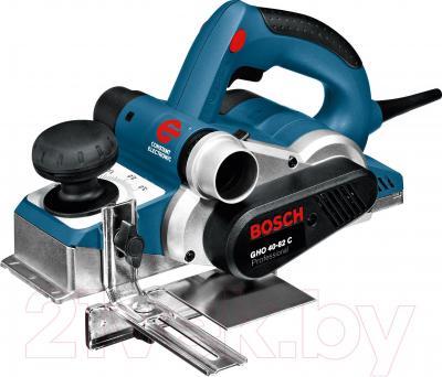 Профессиональный электрорубанок Bosch GHO 40-82 C Professional (0.601.59A.76A) - общий вид