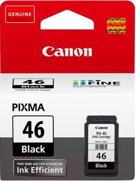 Картридж Canon PG-46BK (9059B001AA)