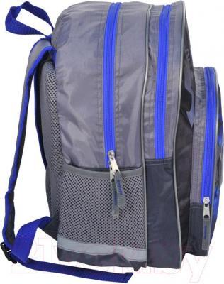Школьный рюкзак Paso 15-163A - вид сбоку