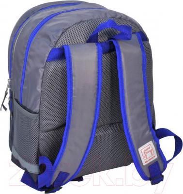Школьный рюкзак Paso 15-163A - вид сзади
