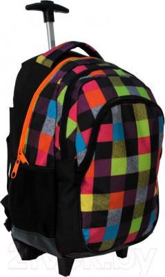 Рюкзак городской Paso 85-997B - вид сбоку