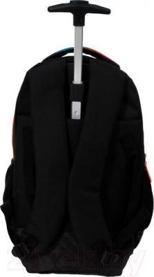 Рюкзак городской Paso 85-997B - вид сзади