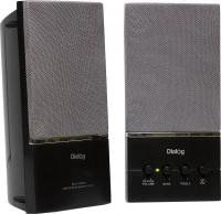 Мультимедиа акустика Dialog AM-13 (черный) -