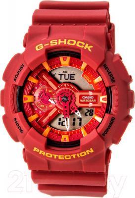 Часы мужские наручные Casio GA-110AC-4AER