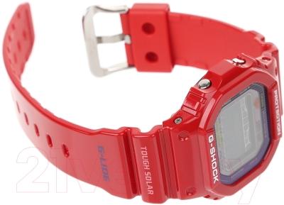 Часы мужские наручные Casio GWX-5600C-4ER