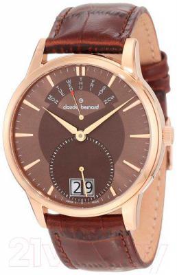 Часы мужские наручные Claude Bernard 34004-37R-BRIR