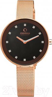 Часы женские наручные Obaku V161LXVNMV