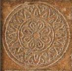 Декоративная  плитка для пола ColiseumGres Фриули Коричневый Орхидея (72x72)