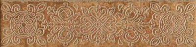 Декоративная  плитка для пола ColiseumGres Фриули Коричневый Орхидея (300x72)