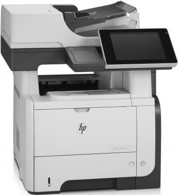 МФУ HP LaserJet Enterprise 500 M525dn (CF116A) - общий вид